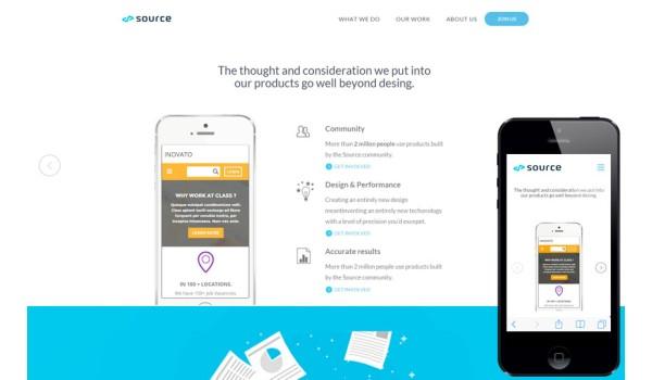 Landingpage Multipurpose Web Template