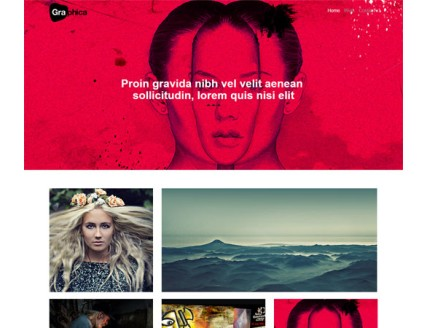 full Photographica a Photographers Portfolio Flat Bootstrap