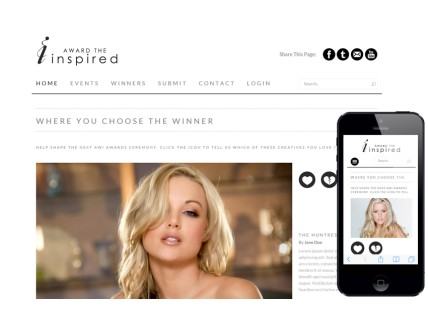 Inspired a Fashion Category Flat Bootstrap Responsive Web Template