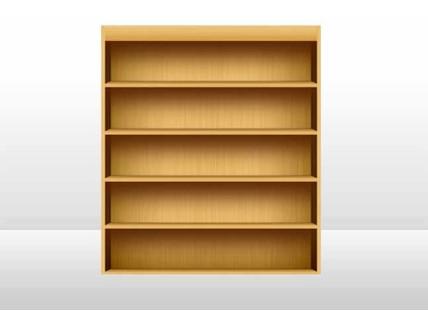 my bookshelf psd