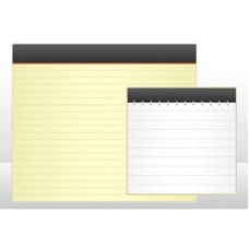 PSD Notepad Templates