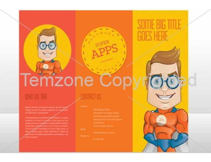 Designer Brochure