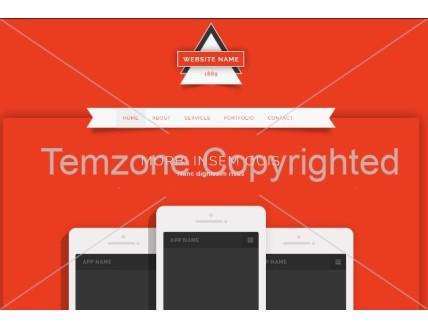 Dual App a Corporate Multipurpose Flat Bootstrap Responsive Web Template
