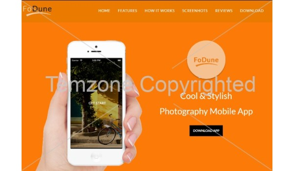full Fodune a Corporate Agency Flat Bootstrap